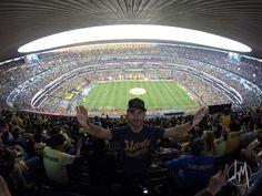 Estadio Azteca,  Final Apertura2014 America 3-0 Tigres 14 diciembre 2014