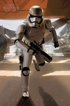 Stormtroopers of the First Order...