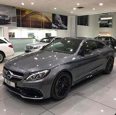 """77 Likes, 3 Comments - Fraser Watson (@mrcrazyfraser) on Instagram: """"My customer has asked me to sell his September 2016 C63 'S'Coupe today! **…"""""""