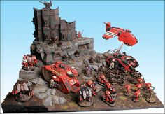 40k - Armies on Parade - Blood Angels