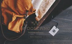 WOOLCANO on Behance