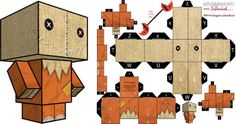 Cubeecraft 'Sam' de Trick 'R Treat (Spécial Halloween
