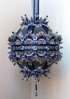 Incredible Beaded Christmas Ornaments Christmas Ornament And Ornaments On Easy Diy Christmas Decorations Tissureus