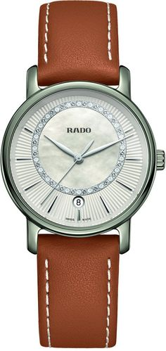 Rado Watch DiaMaster M Jubile #add-content #basel-18 #bezel-fixed #bracelet-strap-leather #brand-rado #case-material-ceramic #case-width-33mm #cws-upload #date-yes #delivery-timescale-call-us #dial-colour-white #discount-code-allow #gender-ladies #luxury #movement-quartz-battery #new-product-yes #official-stockist-for-rado-watches #packaging-rado-watch-packaging #style-dress #subcat-diamaster #supplier-model-no-r14064945 #warranty-rado-official-2-year-guarantee #water-resistant-50m