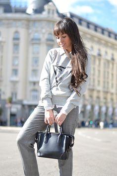 DEER SWEATSHIRT | Wear #kissmylook