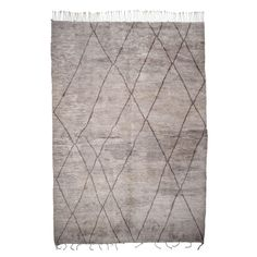 Large Contemporary Moroccan Carpet | From a unique collection of antique and modern moroccan and north african rugs at https://www.1stdibs.com/furniture/rugs-carpets/moroccan-rugs/