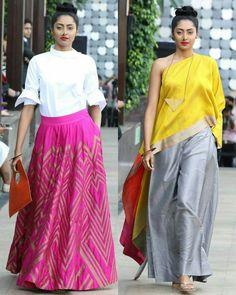#IndianModels walks the Ramp for Designer Payal Khandwala  at Lakme Fashion Week @Bollywood  . . #lakmefashionweek #lfw2016 #lakmefashionweek2016 #lfw #jacquelinefernandez #arjunkapoor  #delhi #bollywoodstylefile #silk #fashionweek #showstopper #fashion #stylefie #fashionphotography #india #indian  #photooftheday#photography  @BOLLYWOOD  . For more follow #BollywoodScope and visit http://bit.ly/1pb34Kz