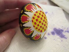 Ukrainian Easter Eggs-- DIY, egg dying