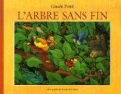 Critiques, citations, extraits de L'arbre sans fin de Claude Ponti. Je n'aime pas vraiment les livres de Ponti que je trouve un peu angois...