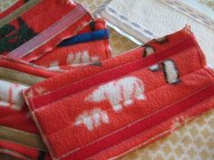 DIY Reusable, Washable Swiffer WetJet Cleaning Pads