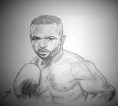 ROY JONES JR. BOXING CHAMPION KNOCK-OUTS RING GLOVES ORIGINAL PENCIL DRAWING  #REALISM Pencil Drawings, Art Drawings, Roy Jones Jr, Sports Drawings, Boxing Champions, Gloves, The Originals, Ring, Rings