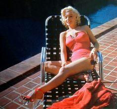 .B. - Marilyn Monroe