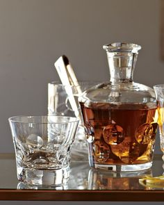 Baccarat® Beluga Whiskey Decanter