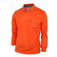 BCPOLO Men's Sportswear polo shirt Functional casual wear shirt-orange XS BCPOLO http://www.amazon.com/dp/B00QEU9FZG/ref=cm_sw_r_pi_dp_PIy7ub0G39FWF