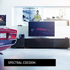 buy the cocoon tv unit by spectral from our designer storage collection at chaplins showcasing the very best in modern design