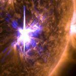 Enorme Llamarada Solar Altera los Satélites GPS