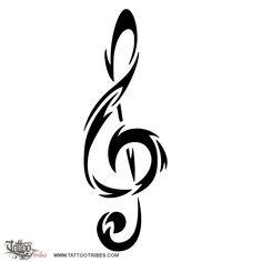 tribal-clef-tattoo.jpg (800×800)