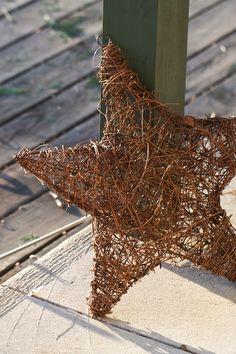 Definitely making stars, although I like them a little looser.