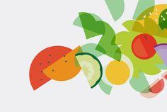 Meadowhall illustration food