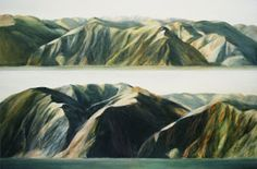 Rosemary Mortimer - paintings archive