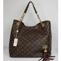 Compre Agora esta Linda Bolsa - Bolsa Louis Vuitton Whisper Monogram Canvas - www,studiobolsaseacessorios.com.br