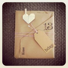 Wrapping ideas by LetterboxCo.