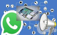 Raspberry pi | Control por Voz y Whatsapp de una Casa | Domótica