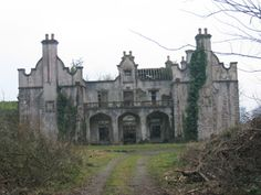 Glyde Court, Tallenstown, in the County of Louth, Ireland. This is a great story here.... http://www.abandonedireland.com/GlydeCourt.html