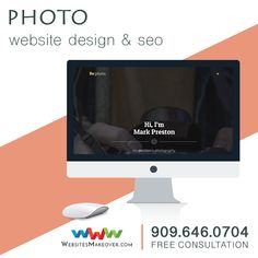 922def4d768c7d Photo Website Design