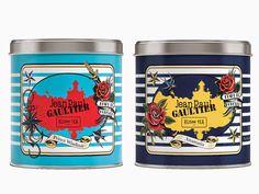Innamorarsi in cucina: Kusmi by Jean Paul Gaultier