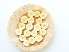 Peanut butter honey banana wrap