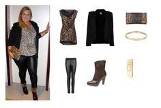 Style zum Outfit LEO OUTFIT  www.franzisblog.de