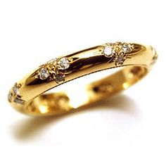 Yellow Gold Engagement Rings and Wedding Bands   Brides.com