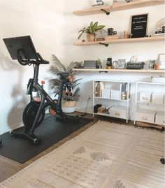 Diy Home Gym, Gym Room At Home, Home Gym Decor, Small Rooms, Small Spaces, Small Home Gyms, Workout Room Home, Workout Room Decor, Basement Gym