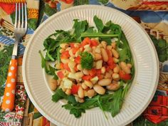 Sunday Supper: Bean salad embraces flavor of Tuscany