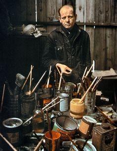 Jackson Pollock  ジャクソン・ポロック  Painter  画家