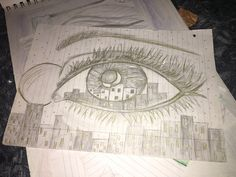 The city within the eye