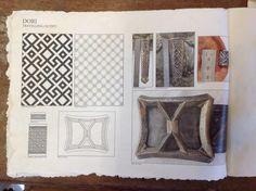 Dori * pattern sheet