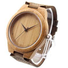 relojes de muñeca de madera - Buscar con Google