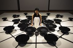 Putting your brain waves on display makes for intimate, engrossing artwork.