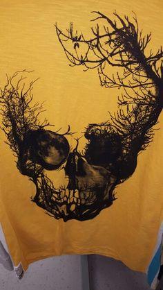 Tree skull