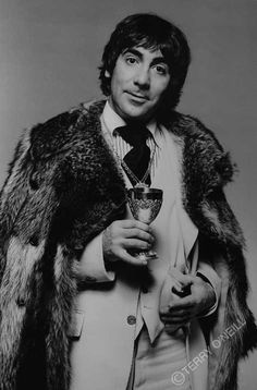 Photographers Gallery - Keith Moon - London by Terry O'Neill (© Terry O'Neill)