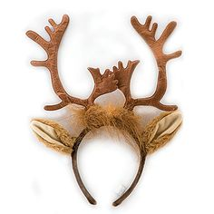 Reindeer antler headband sequin reindeer antlers headband party city