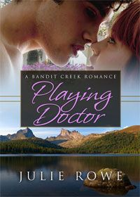 Julie Rowe, author of medical romances