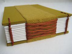 Encuadernación : d a r i o z e r u t o #bookbinding