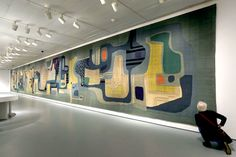 A survey of the Brazilian landscape architect, whose designs include the promenade along the Rio de Janeiro beachfront, is at the Jewish Museum.