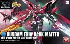 Gundam Exia Dark Matter HG