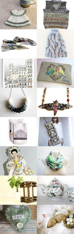 Very original gifts' collection  by Lina Rekl on Etsy--Pinned with TreasuryPin.com