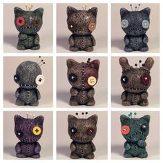 Voodoo Kitties