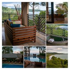 The first 5 star, 5 leaf hotel in the world, Arenas del Mar is a stunning place to stay near Manuel Antonio National Park.